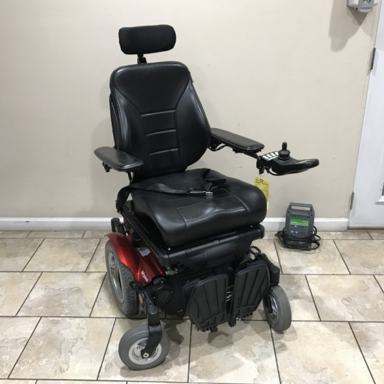 Used Permobil M300 Corpus 3G Power Chair w/ Power Recline & Tilt