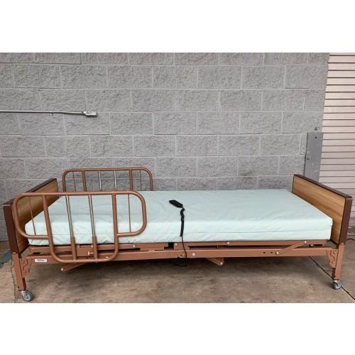 Tuffcare Semi Electric Hospital Bed