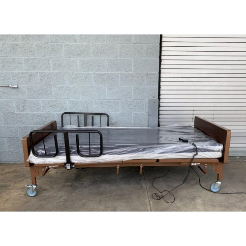 Drive Full-Electric Bariatric Hospital Bed