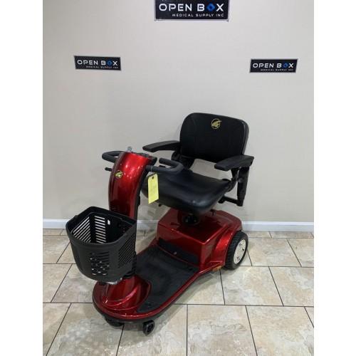 Golden Companion Full Size 3-Wheel Travel Scooter