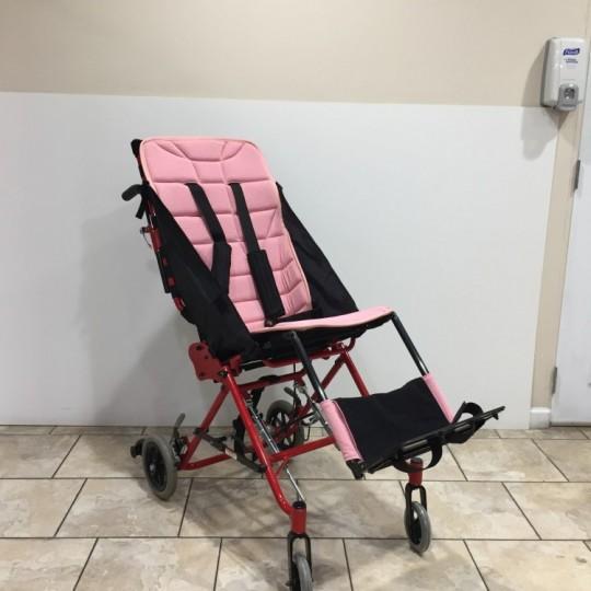 New Pigleo Tilt-In-Space Stroller