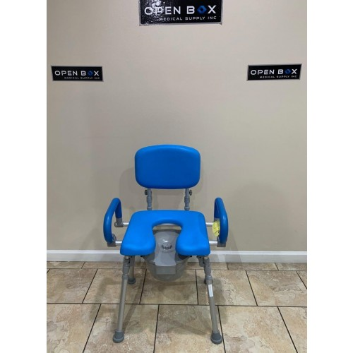Platinum Health Commode/Shower Chair