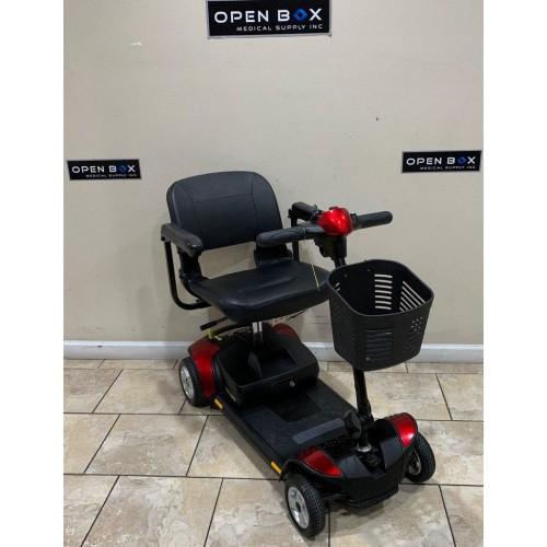 Pride Go-Go Elite Traveller Mobility Scooter