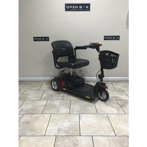 Pride Go-Go Elite Traveller HD 3-Wheel Scooter