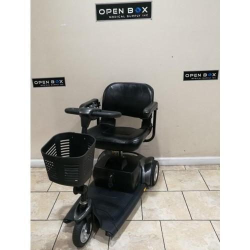 Pride Go-Go Elite Traveller Plus 3-Wheel Mobility Scooter