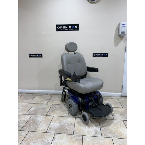 Pride Jazzy 1107 Portable Electric Power Chair
