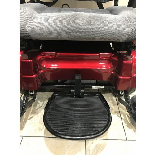 Footrest of Pride Jazzy 1170 XL Plus Power Wheelchair