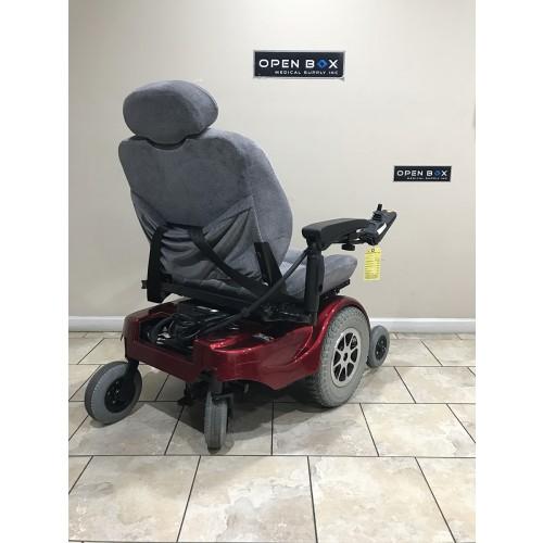 Pride Jazzy 1170 XL Plus Power Wheelchair