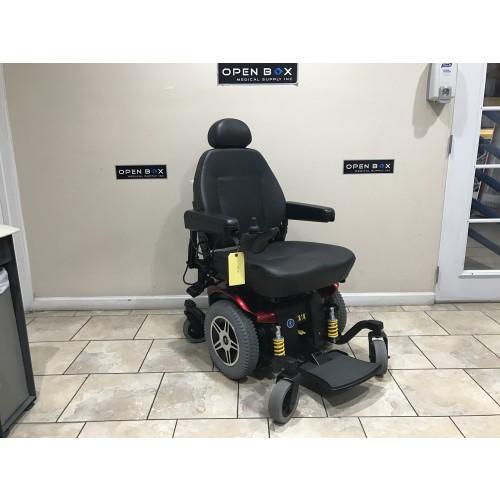 Pride Jazzy 614 HD Mid-Wheel Power Wheelchair