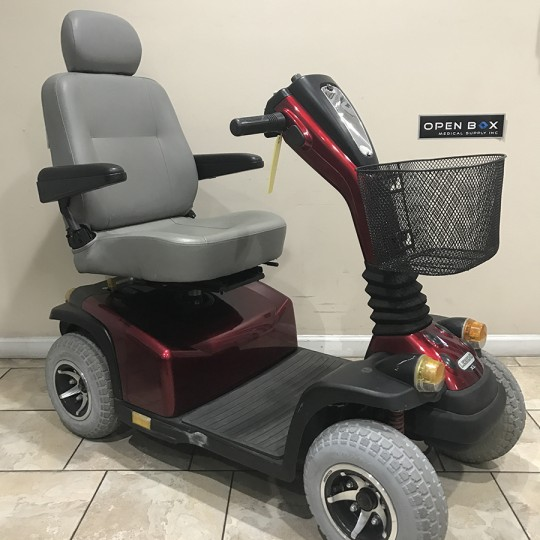 Pride Legend XL 4-Wheel Mobility Scooter