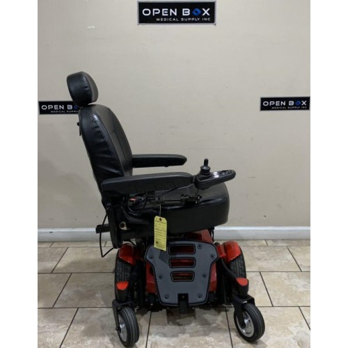 Side view of Pride Mobility Jazzy Select 6