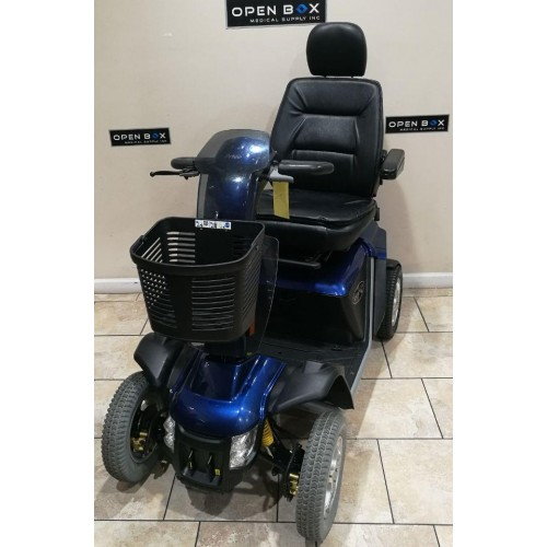 Pride Pursuit XL 4-Wheel Mobility Scooter