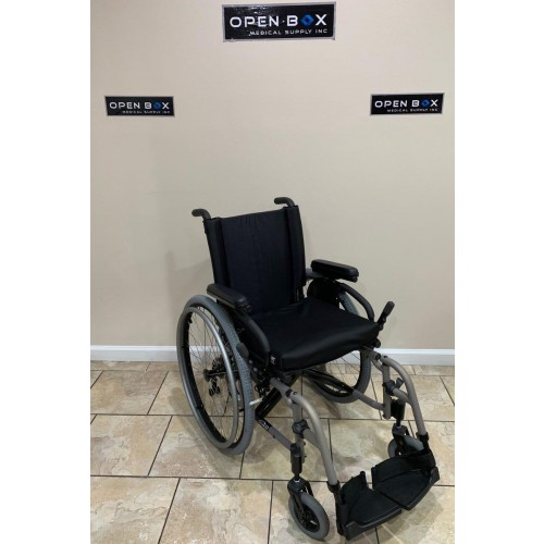 Quickie 2 Foldable Ultra Lightweight Wheelchair