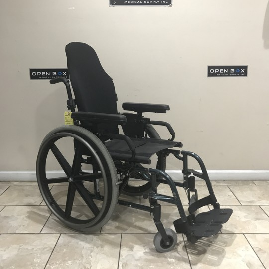 Used Quickie 2 Lightweight Foldable Manual Wheelchair