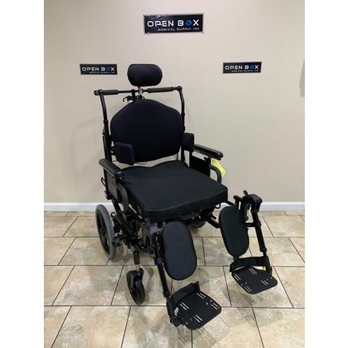 Quickie IRIS Power Tilt-in-Space Heavy Duty Manual Wheelchair