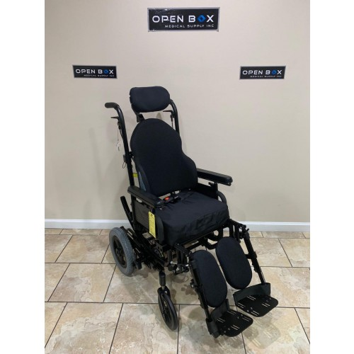 "Quickie IRIS Tilt-in-Space Manual Wheelchair 16"""