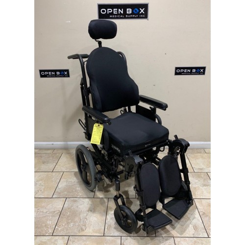 Quickie IRIS Tilt-in-Space and Recline Manual Wheelchair