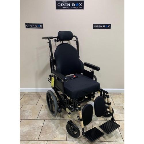 Quickie IRIS Tilt-in-Space & Recline Wheelchair