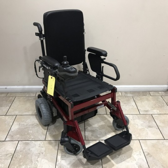 Used Sunrise Medical Quickie P200 Electric Wheelchair