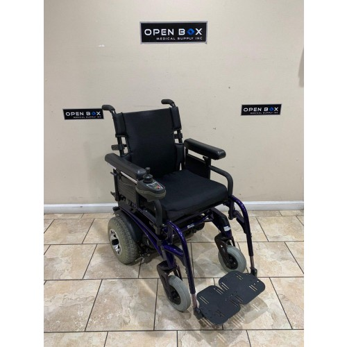 Quickie P222 Power Wheelchair