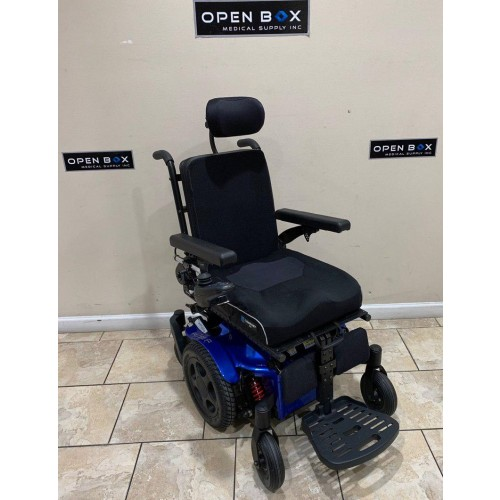 Quickie Pulse 6 Rehab Power Wheelchair