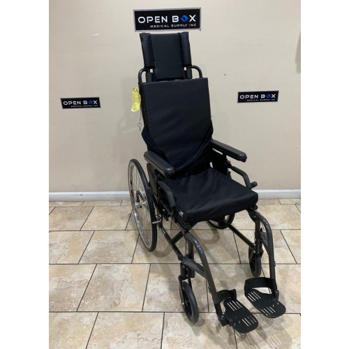 Quickie Recliner Manual Wheelchair