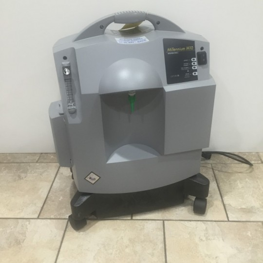 Used Respironics Millennium M10 Oxygen Concentrator