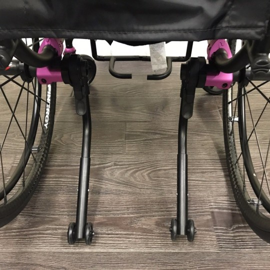 TiLite TX Folding Manual Wheelchair