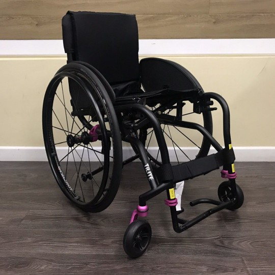 "TiLite TX Folding Manual Wheelchair (16""W x 16""D)"