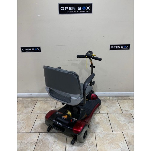 Back view of Shoprider Dasher 3 Mobility Scooter