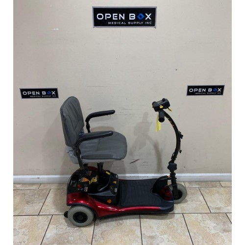Side view of Shoprider Dasher 3 Mobility Scooter