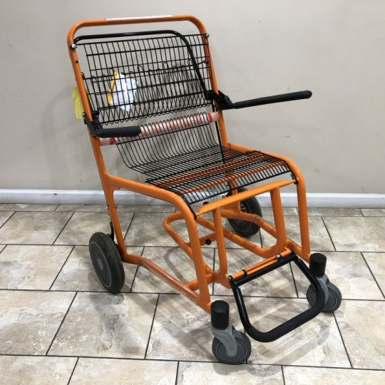 Used Staxi Heavy Duty Medical Transport Wheelchair
