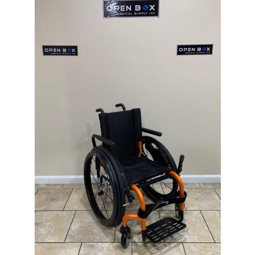 Sunrise Medical Zippie Zone Lightweight Manual Wheelchair