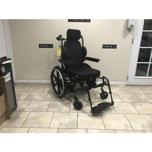 Sunrise Quickie IRIS Tilt Manual Wheelchair