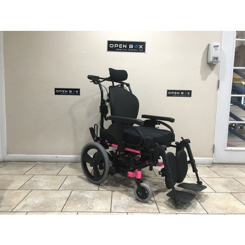 Sunrise Quickie IRIS Tilt Wheelchair