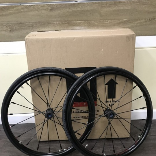 "23"" Topolino Wheels with Schwalbe Ultremo ZX Tires"