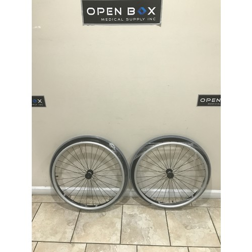 "TiLite 25"" Shadow Wire Wheels"