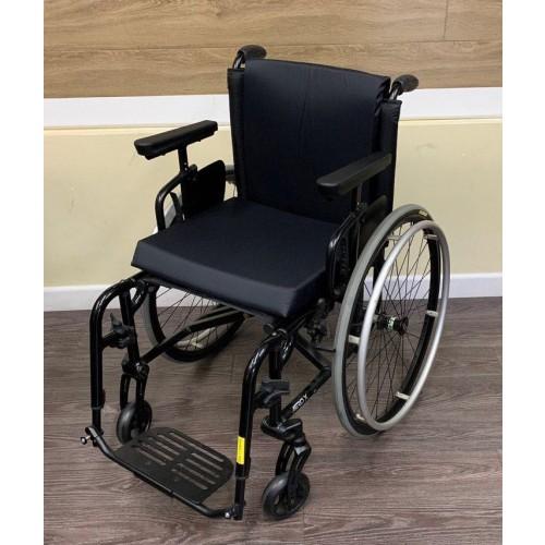 TiLite Aero X Series 2 Aluminum Folding Manual Wheelchair