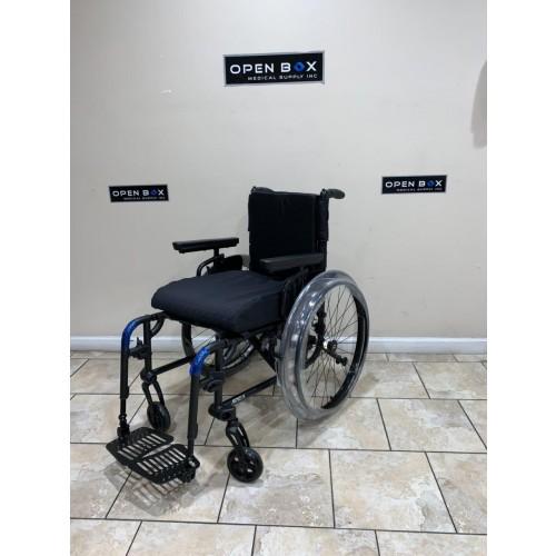 TiLite Aero X Ultra Lightweight Folding Wheelchair
