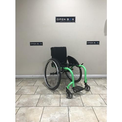 TiLite Aero Z Series 2 Ultra Lightweight Wheelchair