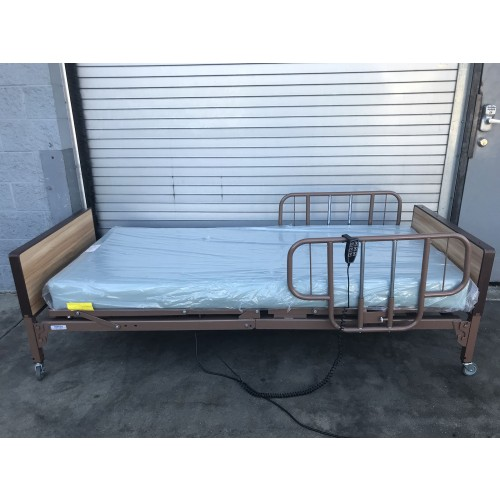 Tuffcare Century Full Electric Hospital Bed with Rails