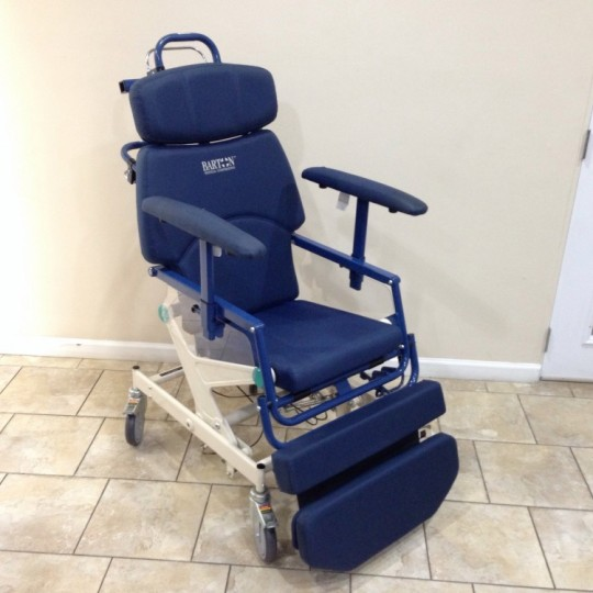 Used Barton Medical Convertible Chair and Transfer System