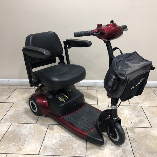 Used BladeZ Sport 3-Wheel Mobility Scooter