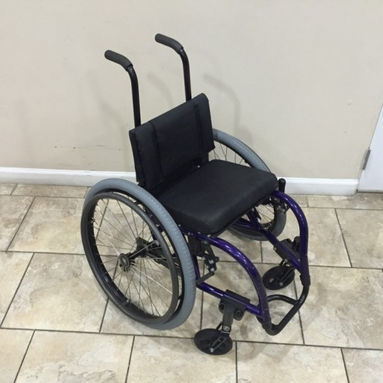 Used Colours Little Dipper Pediatric Wheelchair