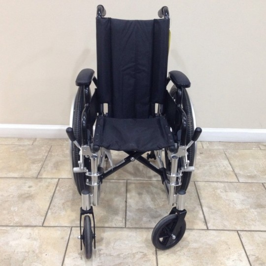 Front view of Used Drive Viper Plus Pediatric Wheelchair