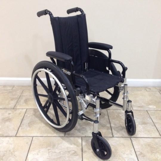 Used Drive Viper Plus Pediatric Wheelchair