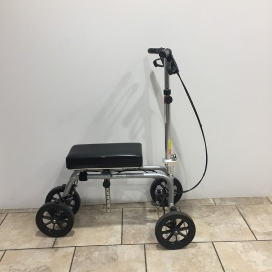 Side view of Used Essential Free Spirit Knee Walker