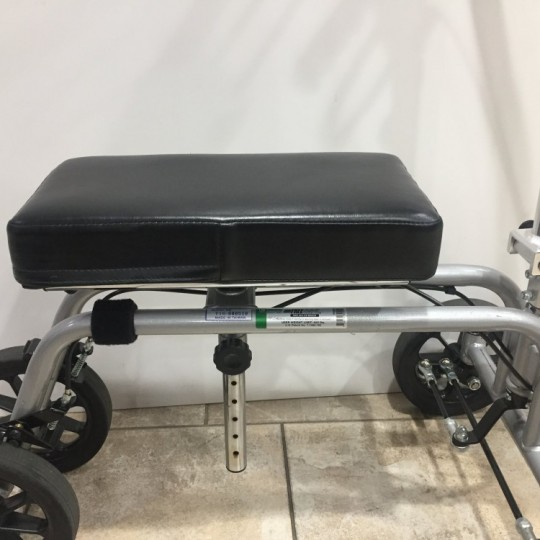 Chair of Used Essential Free Spirit Knee Walker