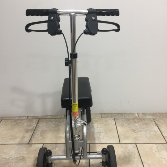 Front view of Used Essential Free Spirit Knee Walker
