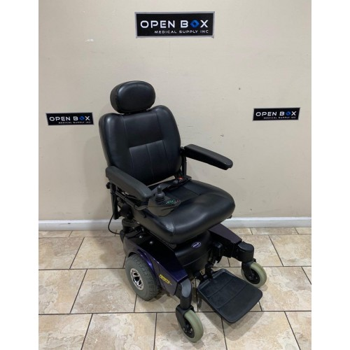 Used Invacare Pronto M51 Power Wheelchair with SureStep